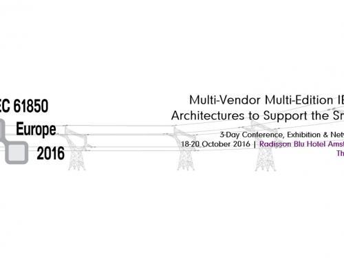 IEC 61850 Europe