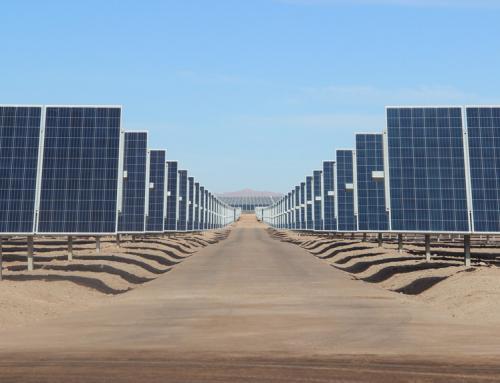 Parque solar no Atacama tem assinatura portuguesa