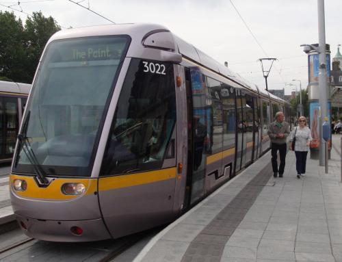Dublin alarga rede de metro com tecnologia  da Efacec