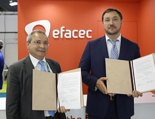 Efacec revela soluções inovadoras para subestações digitais