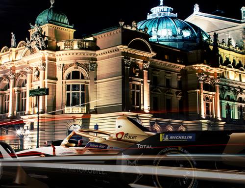 Efacec apoia DS TECHEETAH no E-Prix do México e cresce 100% na Mobilidade Elétrica