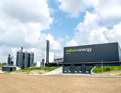 Efacec constrói maior central de biogás da Europa na Dinamarca