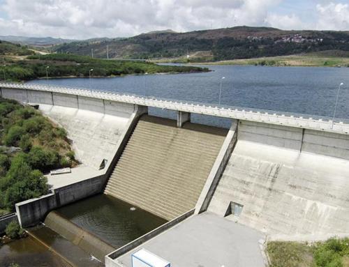 Efacec reforça a capacidade da barragem de Pretarouca
