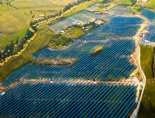 Efacec ganha contrato para construir e operar central solar fotovoltaica em Moçambique