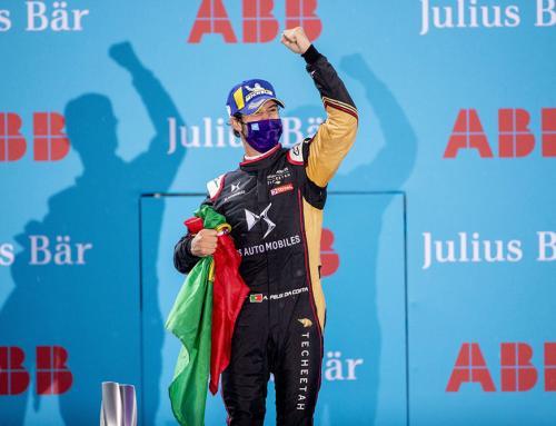 Efacec dá os parabéns a António Félix da Costa e à DS TECHEETAH pela vitória no Mundial de carros elétricos