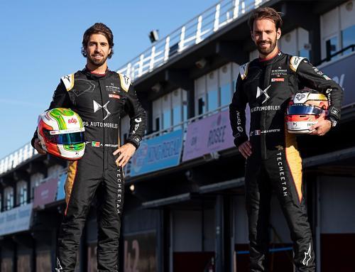 Fórmula E: Efacec e DS Techeetah entram juntas em prova pela terceira temporada consecutiva