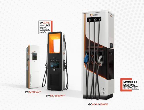 Efacec participa no ENVE 2021 com a última geração de soluções de mobilidade elétrica