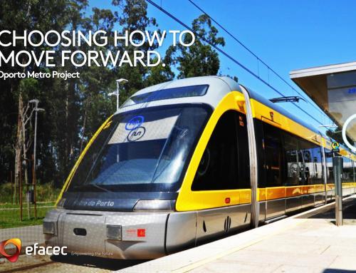 ACE Efacec – Jayme da Costa – Sisint assina contrato para novas linhas do Metro do Porto